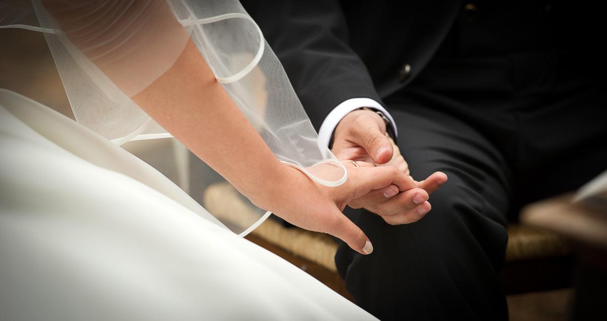 LEONARDO E LUISA Foto di nozze nel Parco dei Cimini