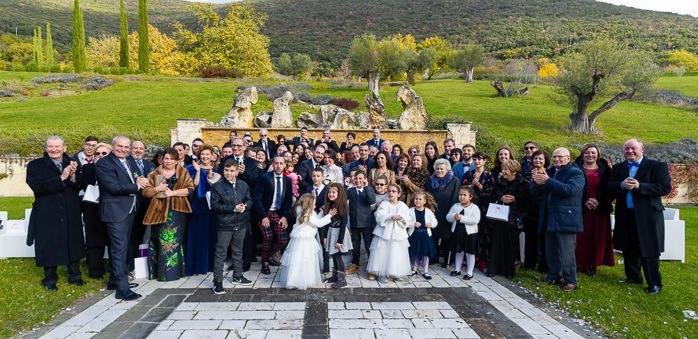 Virgilio & Emanuela wedding 09.12.18 location La Tacita-94